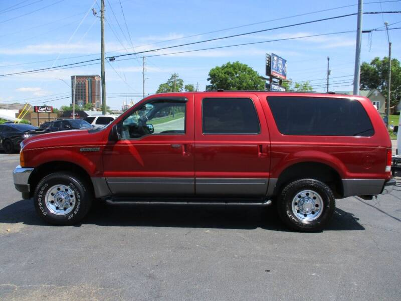 2001 Ford Excursion for sale at Car One in Murfreesboro TN
