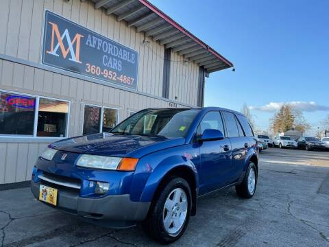 2005 Saturn Vue for sale at M & A Affordable Cars in Vancouver WA