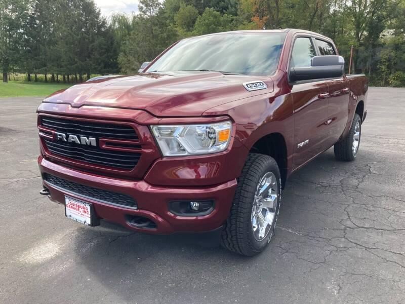 2021 RAM Ram Pickup 1500 for sale at Louisburg Garage, Inc. in Cuba City WI