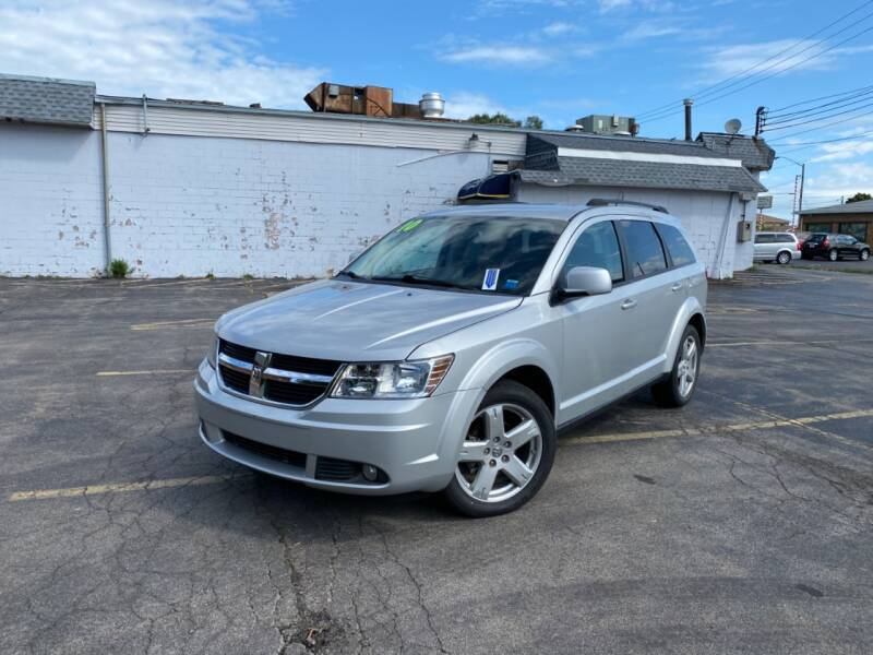 2010 Dodge Journey for sale at Santa Motors Inc in Rochester NY