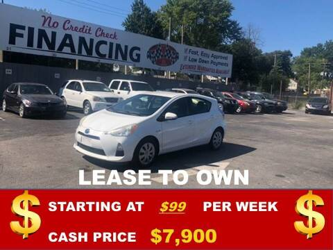 2013 Toyota Prius c for sale at Auto Mart USA in Kansas City MO