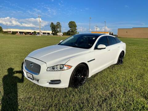 2012 Jaguar XJ for sale at The Auto Toy Store in Robinsonville MS