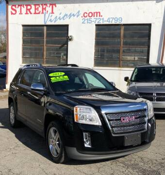 2013 GMC Terrain for sale at Street Visions in Telford PA