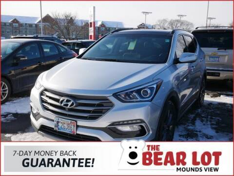 2017 Hyundai Santa Fe Sport for sale at Rydell Auto Outlet in Mounds View MN
