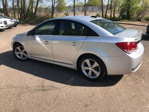 2015 Chevrolet Cruze for sale at AM Auto Sales in Forest Lake MN