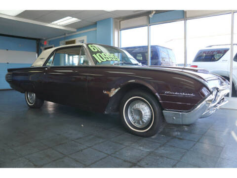 1961 Ford Thunderbird for sale at M & R Auto Sales INC. in North Plainfield NJ