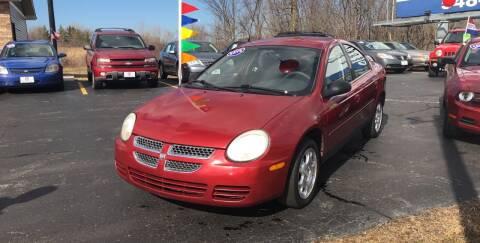 2005 Dodge Neon for sale at US 30 Motors in Merrillville IN