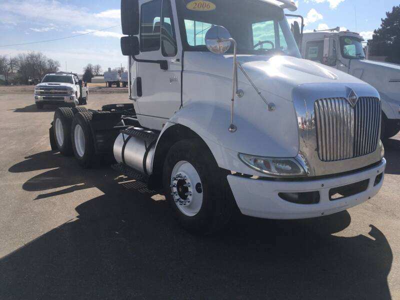 2006 IHC 8600 for sale at Money Trucks Inc in Hill City KS