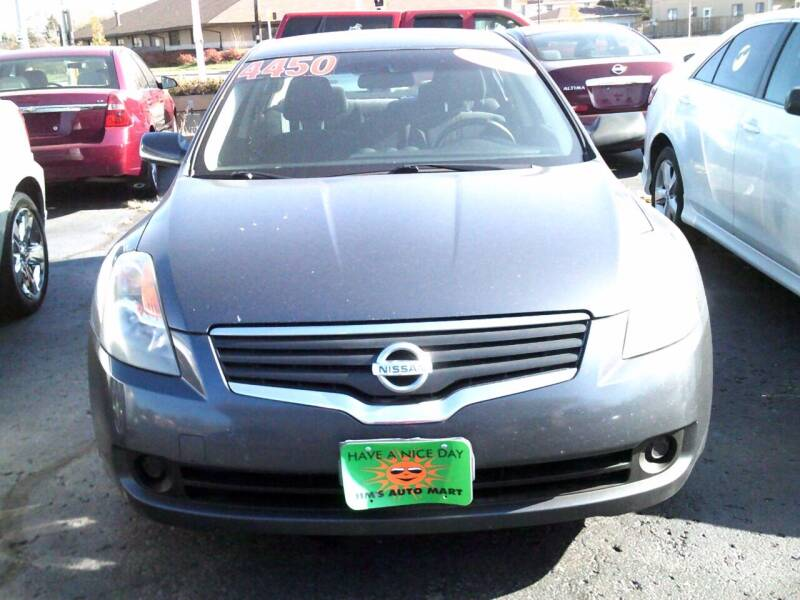 2007 Nissan Altima for sale at JIMS AUTO MART INC in Milwaukee WI