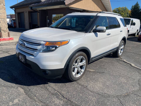 2012 Ford Explorer for sale at Atlas Auto in Grand Forks ND