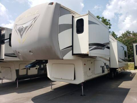 2017 Forest River cedar creek 36CKTS for sale at Ultimate RV in White Settlement TX