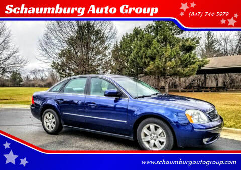 2005 Ford Five Hundred for sale at Schaumburg Auto Group in Schaumburg IL