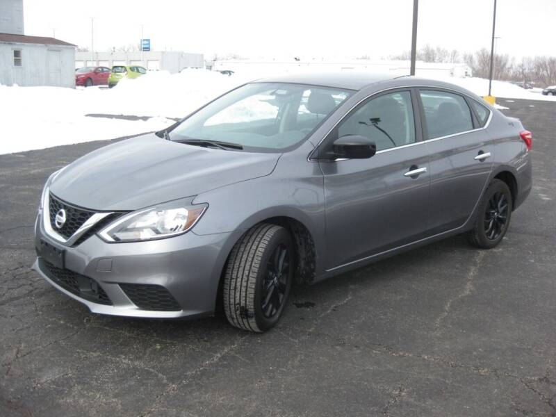 2018 Nissan Sentra for sale at Pre-Owned Imports in Pekin IL