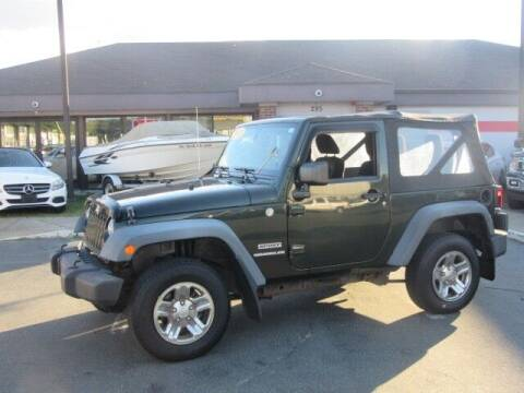 2011 Jeep Wrangler for sale at Lynnway Auto Sales Inc in Lynn MA