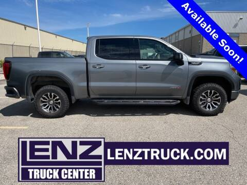 2019 GMC Sierra 1500 for sale at LENZ TRUCK CENTER in Fond Du Lac WI