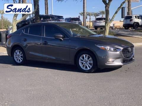 2018 Mazda MAZDA3 for sale at Sands Chevrolet in Surprise AZ