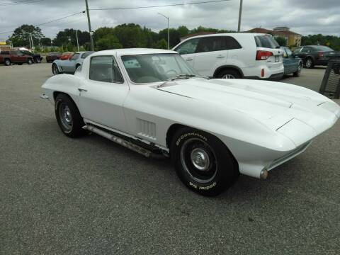 1967 Chevrolet Corvette for sale at Kelly & Kelly Supermarket of Cars in Fayetteville NC