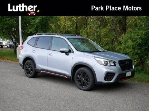 2020 Subaru Forester for sale at Park Place Motor Cars in Rochester MN