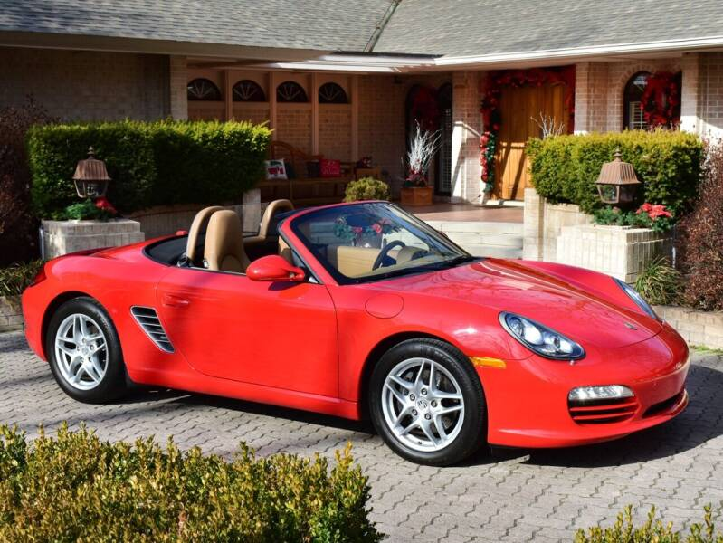 2011 Porsche Boxster for sale at Ehrlich Motorwerks in Siloam Springs AR