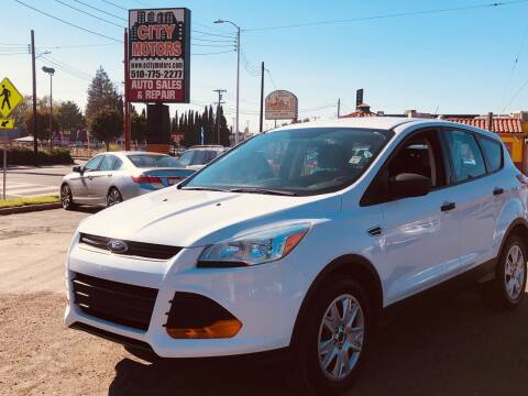 2015 Ford Escape for sale at City Motors in Hayward CA