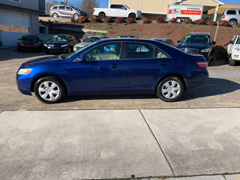 2009 Toyota Camry for sale at State Line Motors in Bristol VA