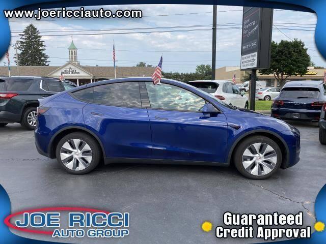 2020 Tesla Model Y for sale in Shelby Township, MI