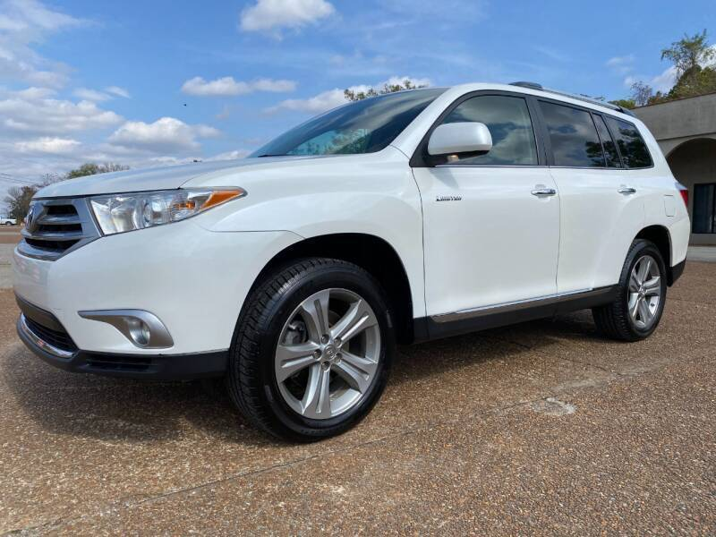 2012 Toyota Highlander for sale at DABBS MIDSOUTH INTERNET in Clarksville TN