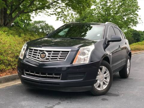 2015 Cadillac SRX for sale at William D Auto Sales in Norcross GA