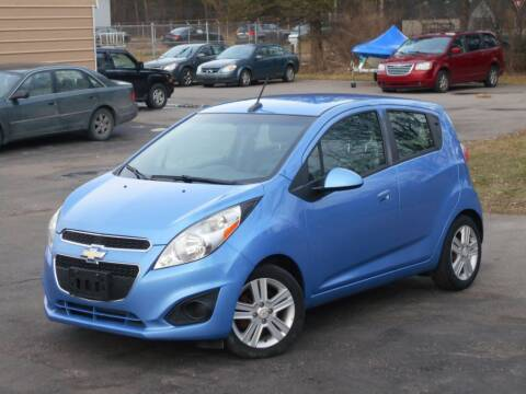 2013 Chevrolet Spark for sale at MT MORRIS AUTO SALES INC in Mount Morris MI