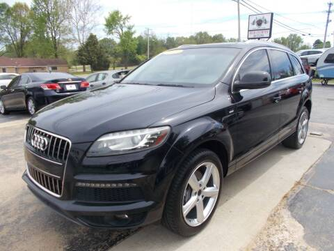 2010 Audi Q7 for sale at High Country Motors in Mountain Home AR