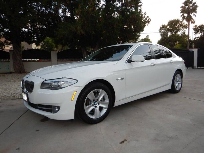2013 BMW 5 Series for sale at California Cadillac & Collectibles in Los Angeles CA