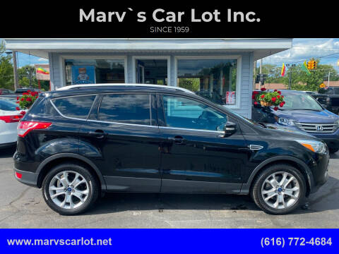 2016 Ford Escape for sale at Marv`s Car Lot Inc. in Zeeland MI