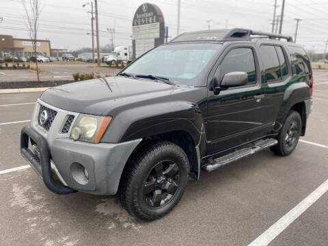 2010 Nissan Xterra for sale at Aman Auto Mart in Murfreesboro TN
