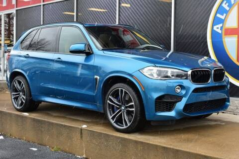 2018 BMW X5 M for sale at Alfa Romeo & Fiat of Strongsville in Strongsville OH