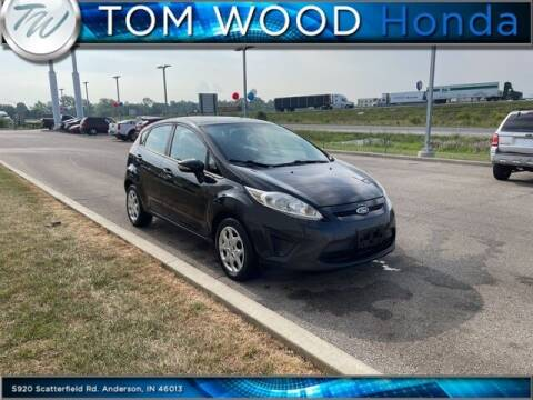 2013 Ford Fiesta for sale at Tom Wood Honda in Anderson IN