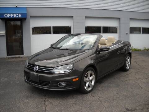 2012 Volkswagen Eos for sale at Best Wheels Imports in Johnston RI