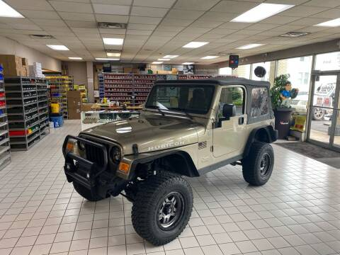 2004 Jeep Wrangler for sale at FIESTA MOTORS in Hagerstown MD