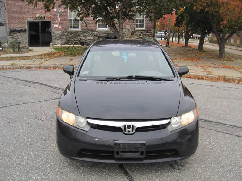 2006 Honda Civic for sale at EBN Auto Sales in Lowell MA