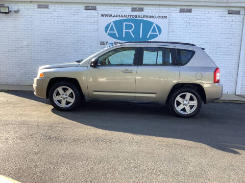 2010 Jeep Compass for sale at ARIA  AUTO  SALES in Raleigh NC