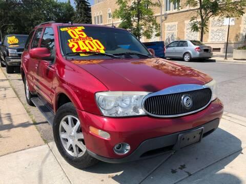 2005 Buick Rainier for sale at Jeff Auto Sales INC in Chicago IL