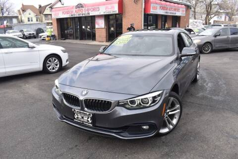 2018 BMW 4 Series for sale at Foreign Auto Imports in Irvington NJ