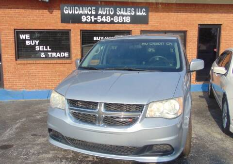 2014 Dodge Grand Caravan for sale at Guidance Auto Sales LLC in Columbia TN