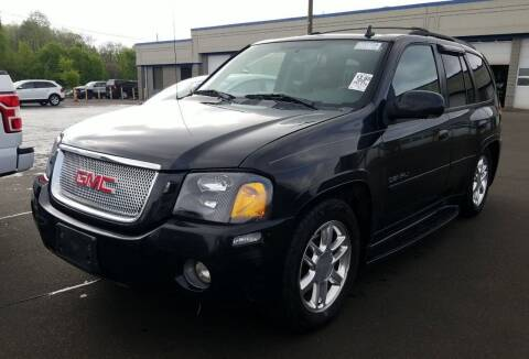 2008 GMC Envoy for sale at Angelo's Auto Sales in Lowellville OH