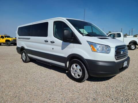 2018 Ford Transit Passenger for sale at BERKENKOTTER MOTORS in Brighton CO