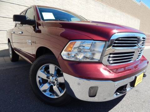 2016 RAM Ram Pickup 1500 for sale at Altitude Auto Sales in Denver CO