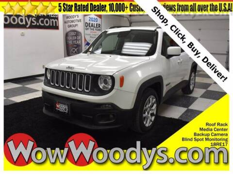 2018 Jeep Renegade for sale at WOODY'S AUTOMOTIVE GROUP in Chillicothe MO