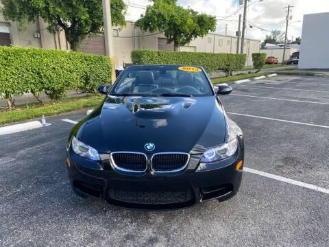 2013 BMW M3 for sale at Best Price Car Dealer in Hallandale Beach FL