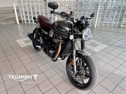 2019 Triumph Speed Twin for sale at TRIUMPH CINCINNATI in Cincinnati OH
