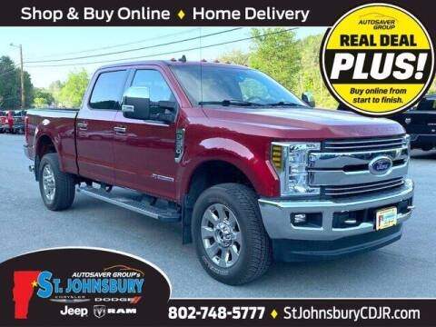 2019 Ford F-350 Super Duty for sale at Autosaver Ford in Comstock NY