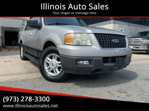2005 Ford Expedition for sale at Illinois Auto Sales in Paterson NJ